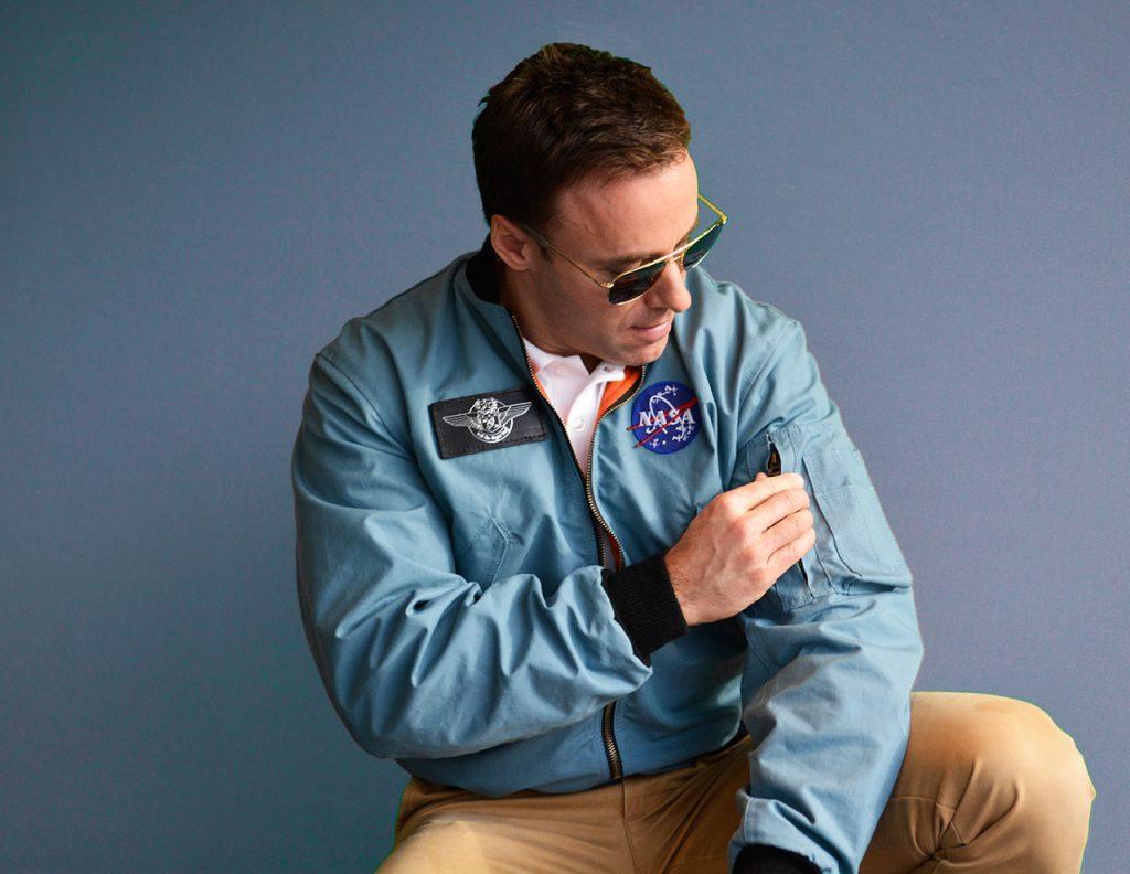 NASA Jackets
