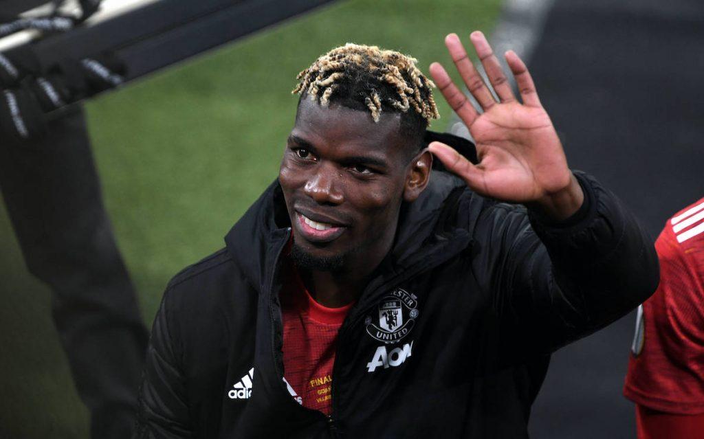 Paul Pogba to PSG